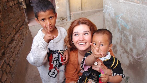 Teach and Travel To Make a Difference