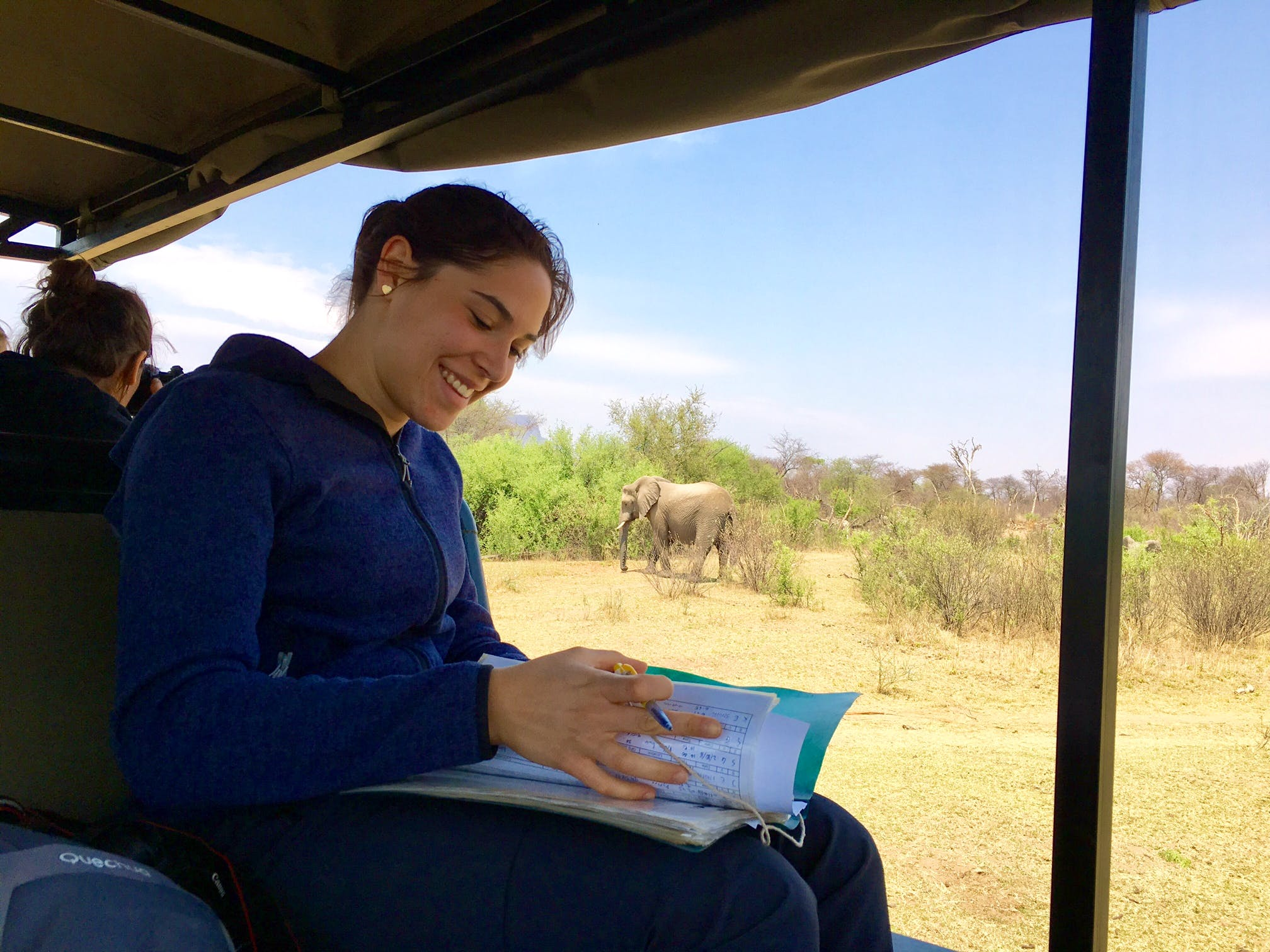 Big 5 Monitoring, Conservation, Sustainable Living