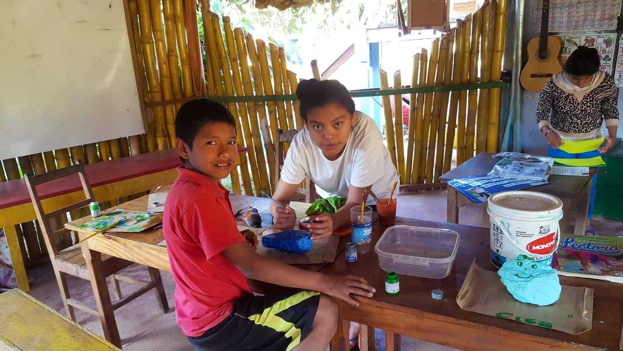 Promote environmental education to children
