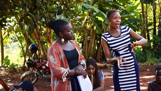 Women Rights & Gender Based Violence Researcher