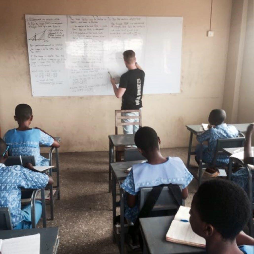 Teaching Assistant for Children