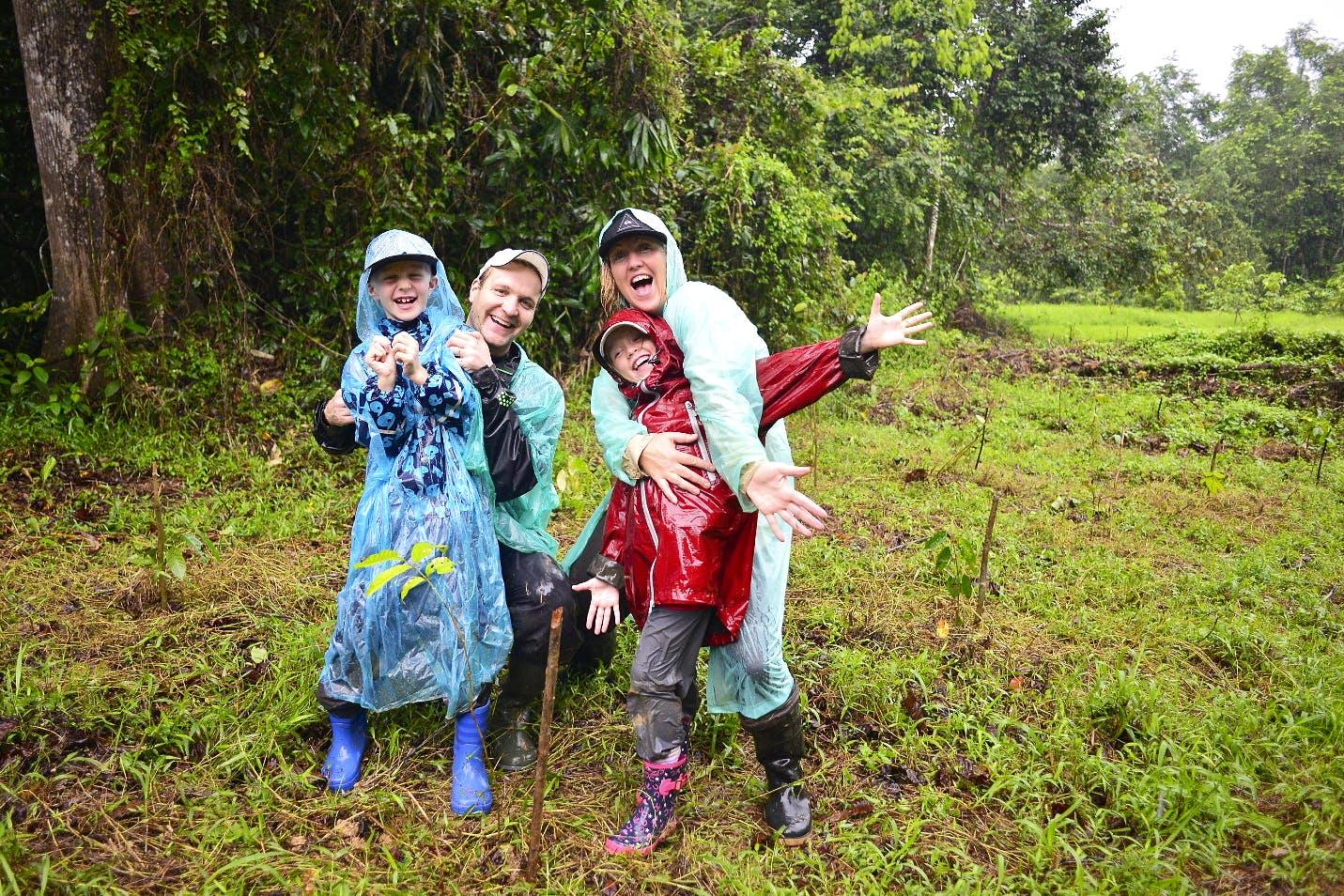 Family Wildlife Adventure