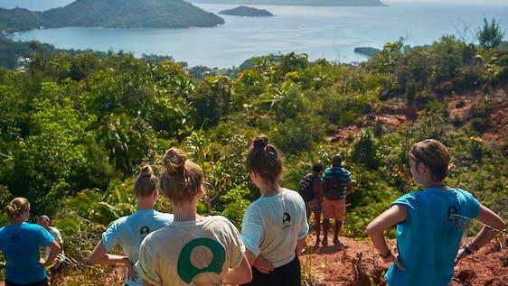 Climate Change & Island Habitats