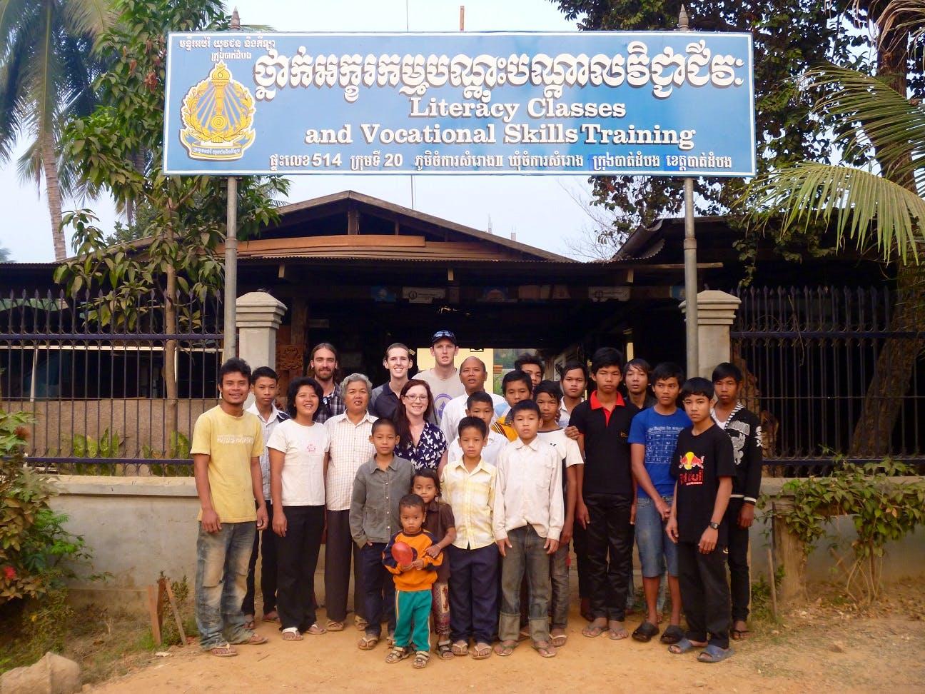 Orphan Childcare & Development