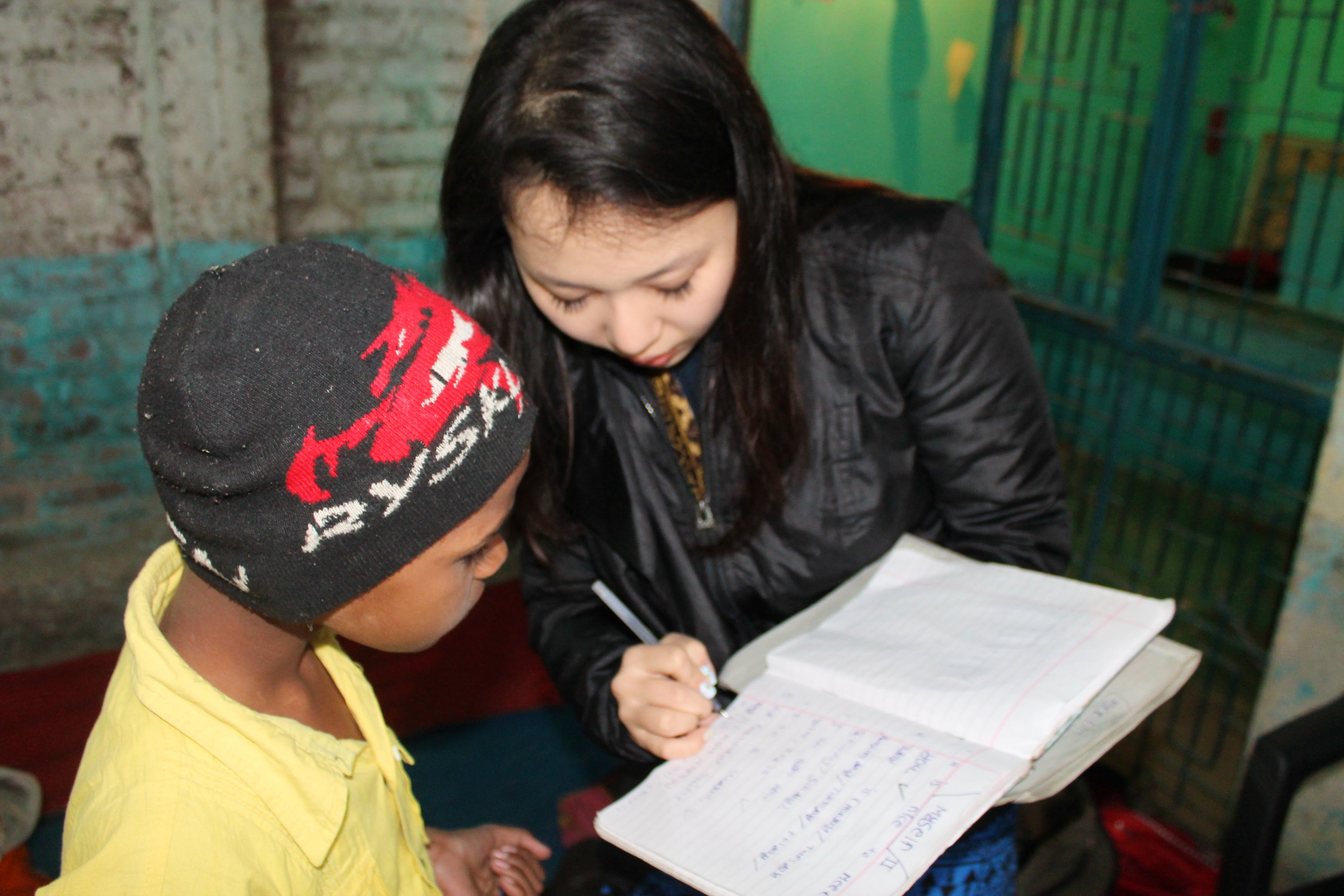 Teach and Assist in English Education