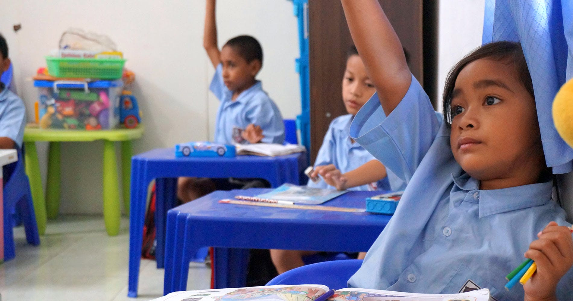 Teach English in an NGO Pre- and Primary School