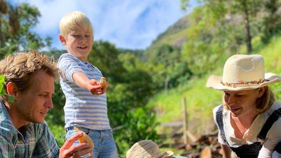 Eco Farming Experience