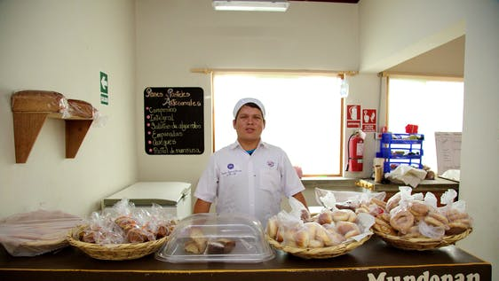 Supporter for Social Bakery - SPANISH required!