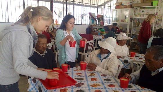 Elderly Care Assistance