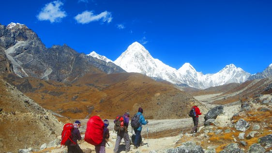 Himalaya Trek & Nepali Immersion for Teens