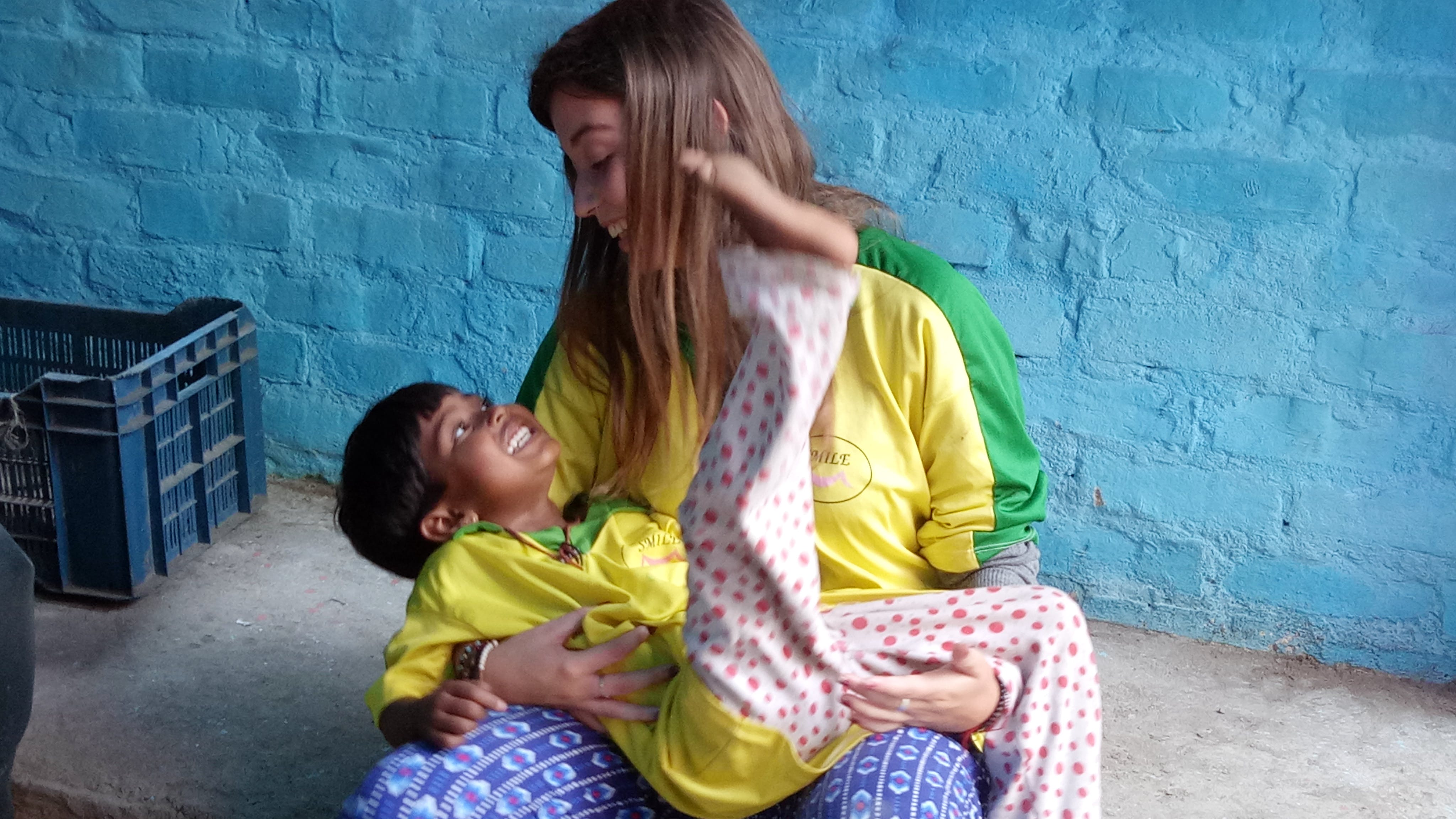 Care Assistant for Street children