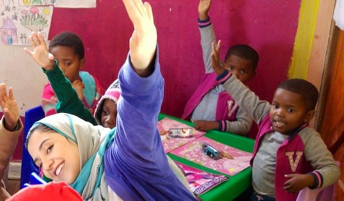 Englisch Unterrichten Im Ausland Freiwilligenarbeit 2020 Volunteer World