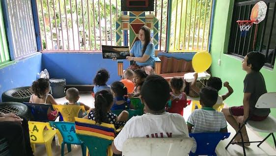 Short-Term Teaching Internship