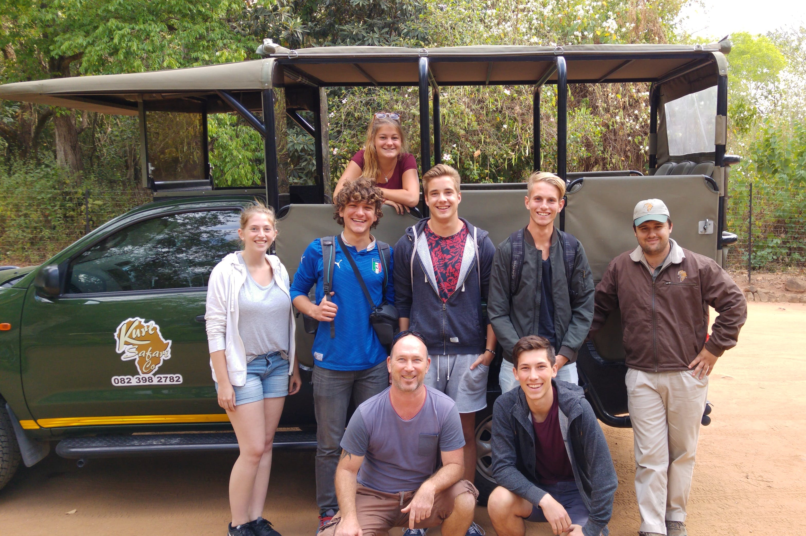 15 Days Animal Conservation Road Trip