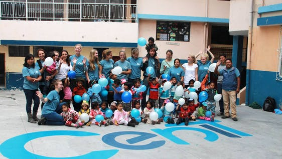 Street Outreach and Pre-school Coordinator