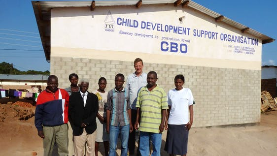 Chideso Childcare and Community Assistant
