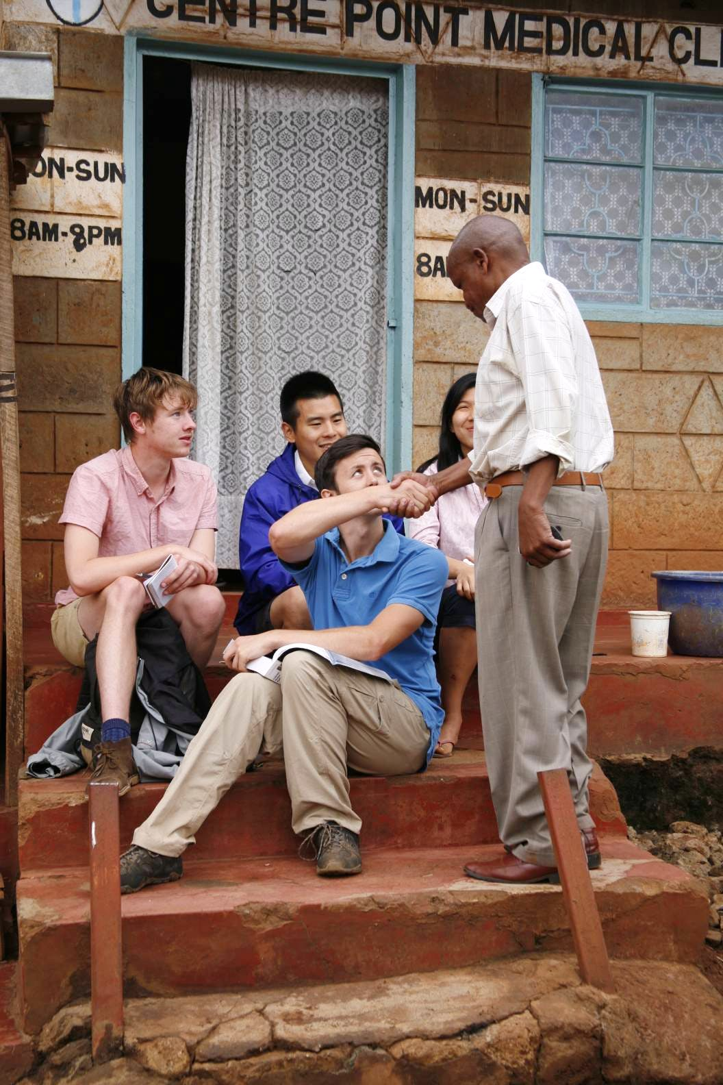 HIV Prevention and Outreach