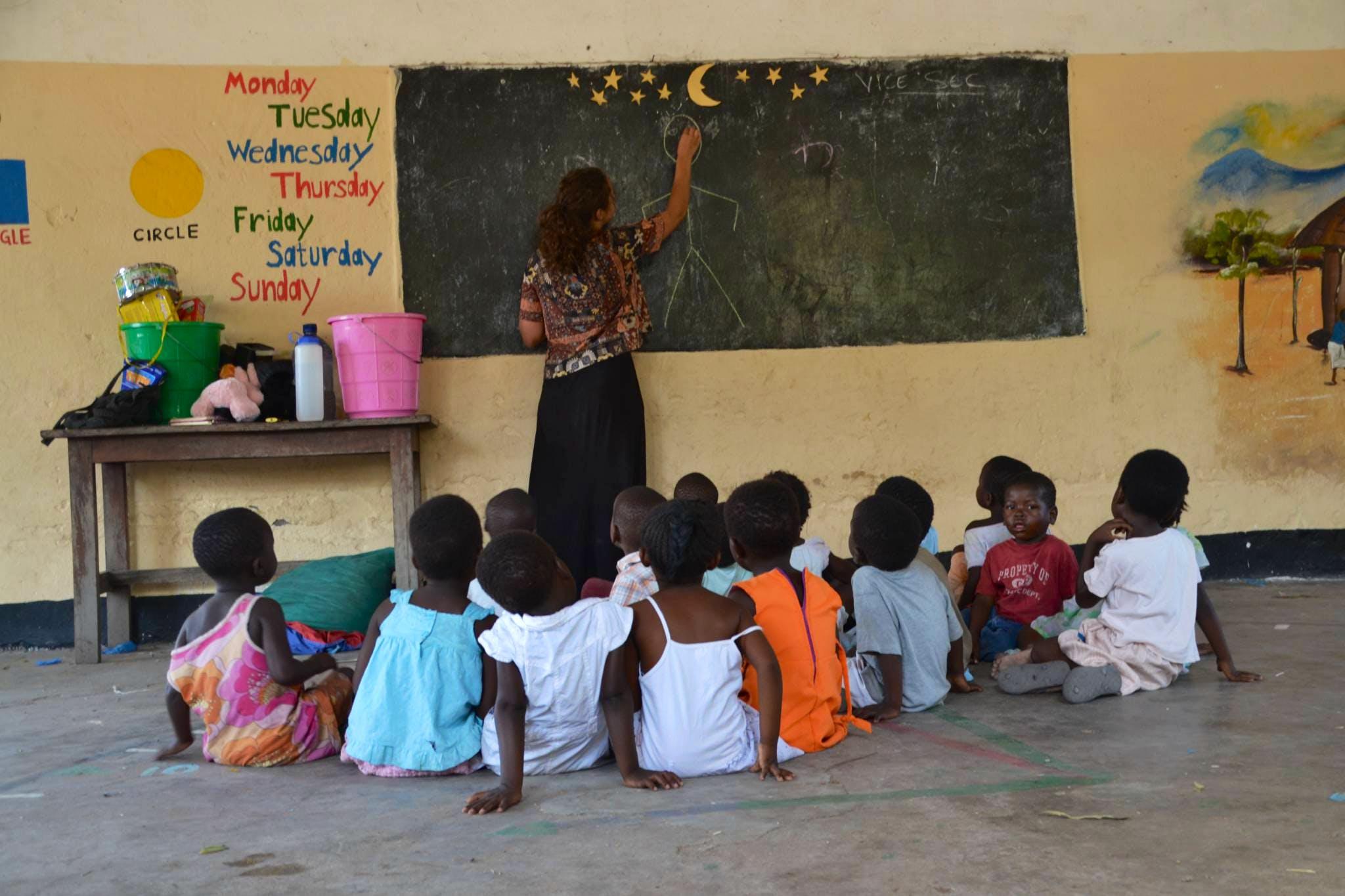 Pre-school Teacher & Childcare Supporter