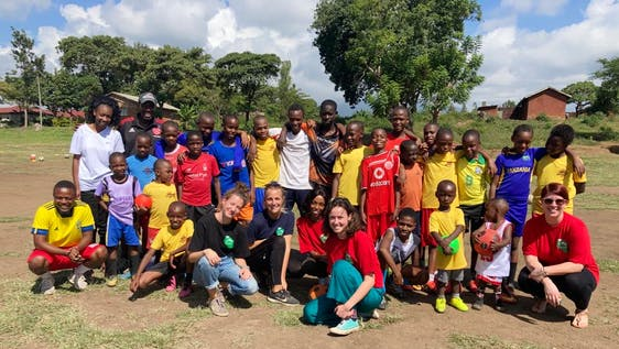 Empower children through sports